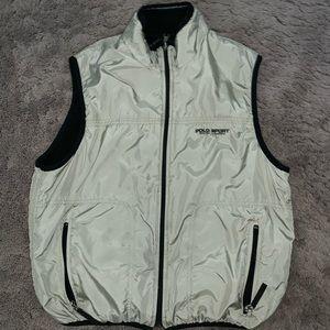 Reversible Polo Sport Vest
